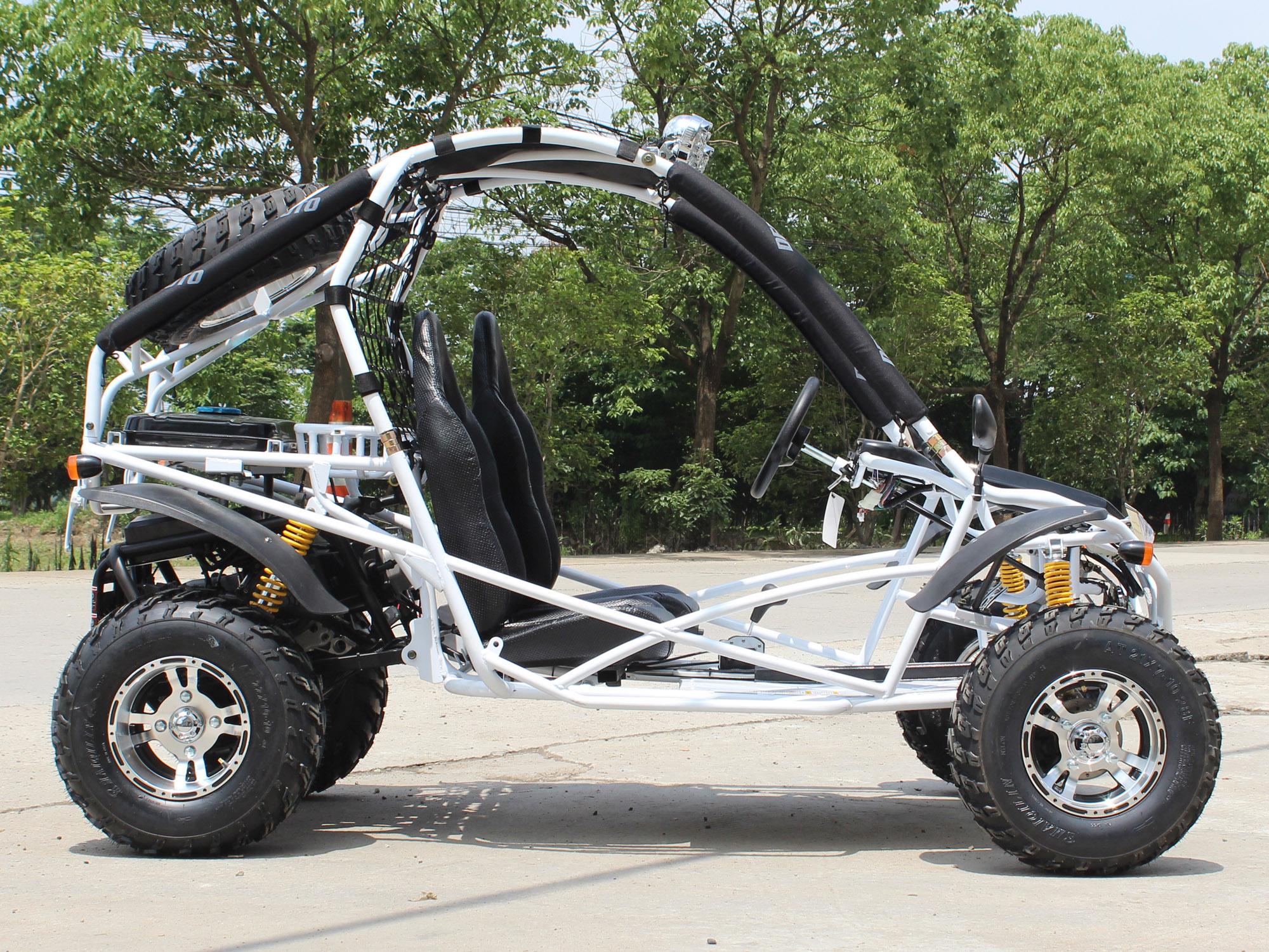 DF MOTO Jaguar 200cc 2 Seat Go Kart Buggy
