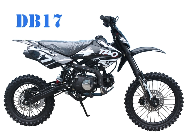 125cc db17 dirt bike full size dirt bike fun. Black Bedroom Furniture Sets. Home Design Ideas