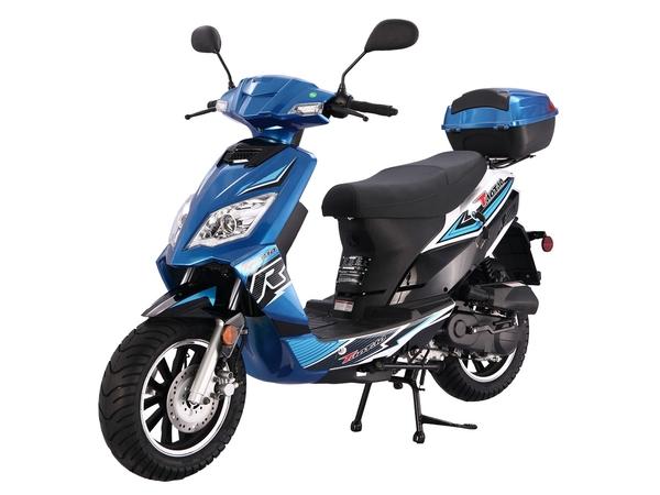 Taotao Blade Thunder 49cc Scooter Moped Birdy S