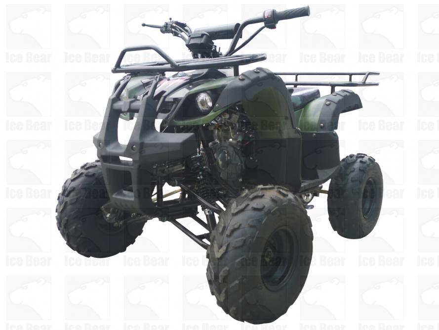 Cheap Four Wheelers For Sale >> IceBear Ranger ( PAH110-8S ) - Birdy's Scooters & ATV's