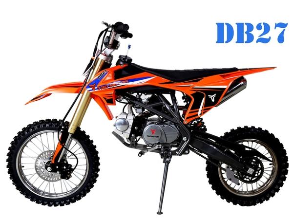 125cc Atv For Sale >> Buy TAO MOTOR DB27 125CC MANUAL DIRT BIKE oline in USA