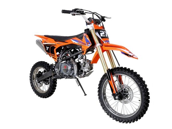 Buy Tao Motor Db27 125cc Manual Dirt Bike Oline In Usa