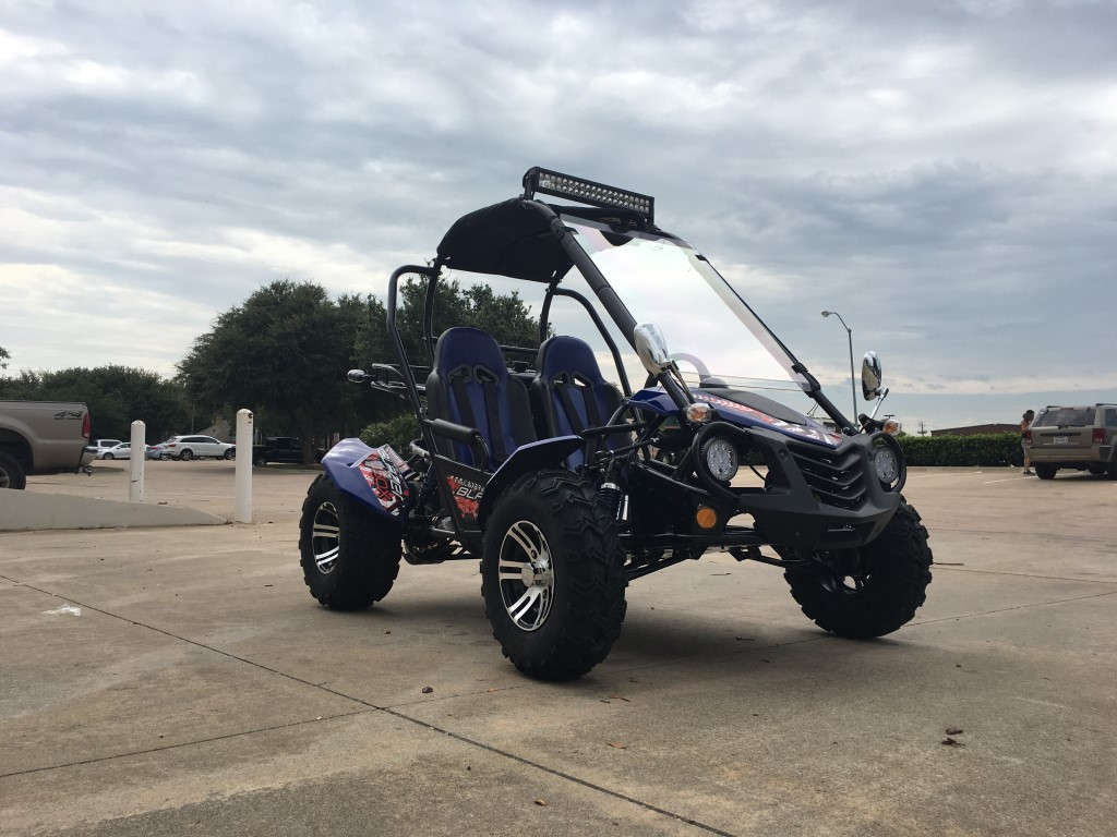 Buy Trailmaster Blaxer 150x 2 Seat Go Kart In Usa