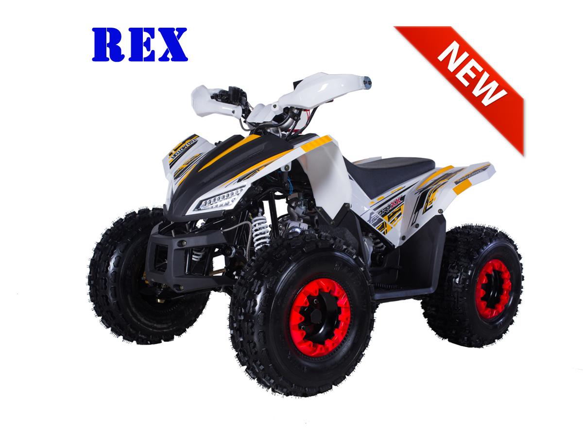 125cc Atv For Sale >> Taotao Rex 125cc Atv Full Auto W Reverse